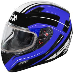 Castle X Blue Mugello Maker Snow Helmet - 36-10326