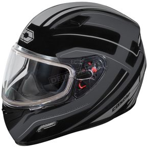 Castle X Black Mugello Maker  Snow Helmet - 36-10356