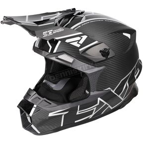 FXR Racing Black Ops Blade Carbon Helmet - 180600-1010-07