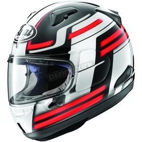 Arai Helmets Red Quantum-X Competition Helmet - 806933