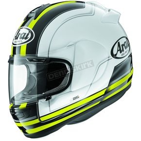 Arai Helmets Yellow Vector 2 Stint Helmet - 807352