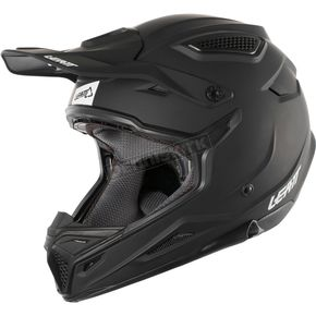 Leatt Youth Satin Black GPX 4.5 Helmet - 1017110640