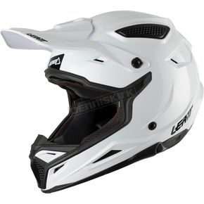 Leatt Solid White GPX 4.5 Helmet - 1017110562