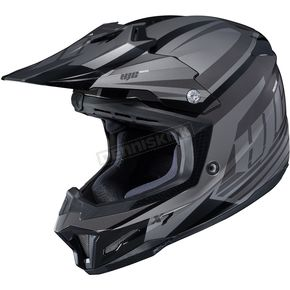 HJC Gray/Black CL-X7 Bator MC-5 Helmet - 756-953
