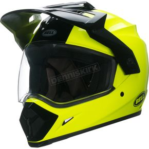 Bell Helmets Hi-Viz Yellow MX-9 Adventure MIPS Helmet - 7092704