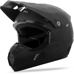 Flat Black MX-46 Helmet - G3460455