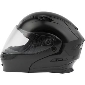 Black MD01 Modular Helmet