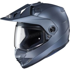 Semi-Flat Anthracite DS-X1 Helmet