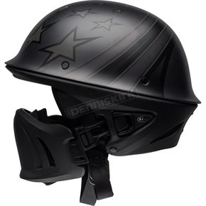 Matte Titanium/Black Rogue Honor Helmet
