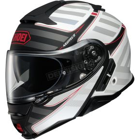 Matte White/Gray/Black/Red Neotec II Splicer TC-6 Modular Helmet