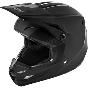 Matte Black Kinetic Helmet