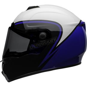White/Blue/Black SRT Assassin Helmet - 7110039