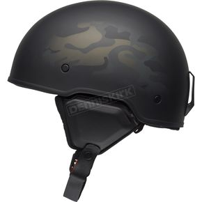 Matte Black/Gray/Bronze Recon Camo Helmet