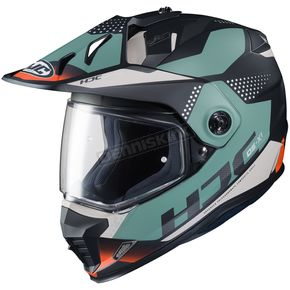 Semi-Flat Black/Blue/White DS-X1 Tactic MC-47SF Helmet