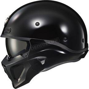 Black Covert X Helmet