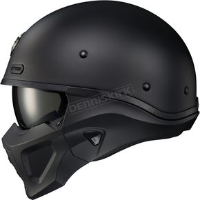 Matte Black Covert X Helmet