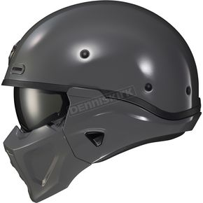 Cement Gray Covert X Helmet