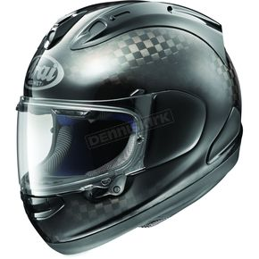 Carbon Black Corsair-X Race Carbon Helmet
