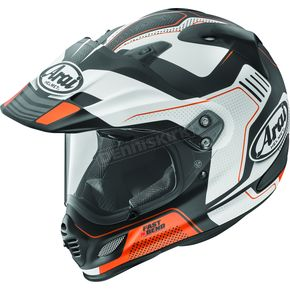 Matte Black/Orange Frost XD4 Vision Helmet