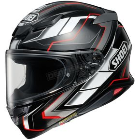 Black/White/Silver/Red RF-1400 Prologue TC-5 Helmet