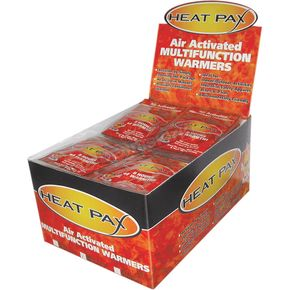 Heat Pax Body Warmers - 5541