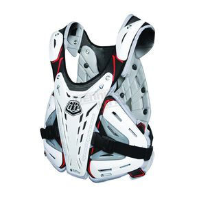 Troy Lee Designs White CP 5900 Chest Protector - 502003107