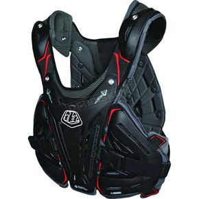 Troy Lee Designs Black CP 5900 Chest Protector - 502003207