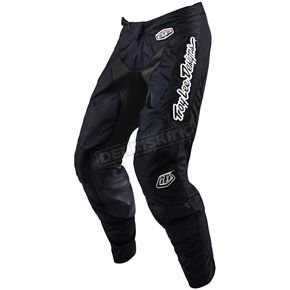 Troy Lee Designs Youth Black Midnight GP Vert Pants - 209002205