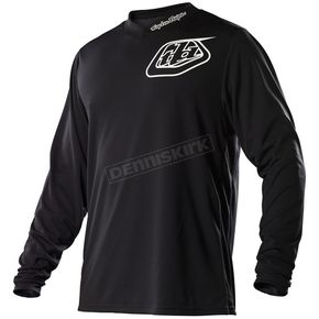 Troy Lee Designs Youth Black Midnight GP Jersey - 309002205