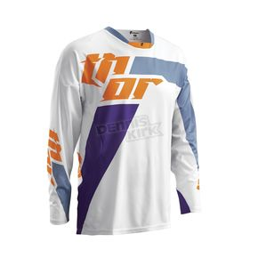 Thor White/Purple Core Merge Jersey - 2910-3462