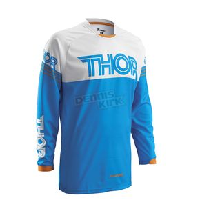 Thor Blue/White Phase Hyperion Jersey - 2910-3497
