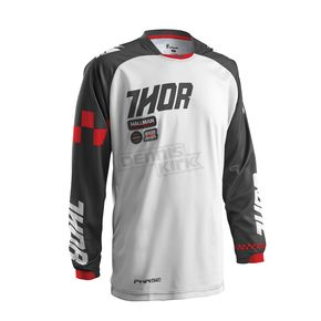 Thor Charcoal/White Phase Ramble Jersey - 2910-3557