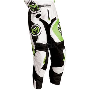Moose Green Qualifier Pants - 2901-5529