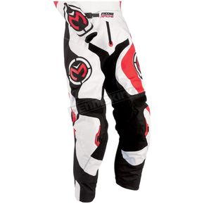 Moose Red Qualifier Pants - 2901-5559