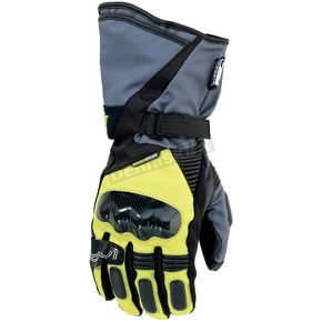 Moose Hi Viz Yellow ADV1 Gloves - 3330-3252