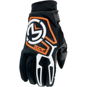 Moose Black XCR Gloves - 3330-3259