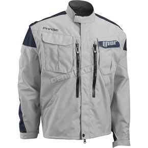 Thor Cement/Navy Outer Layer Phase Jacket - 2920-0424