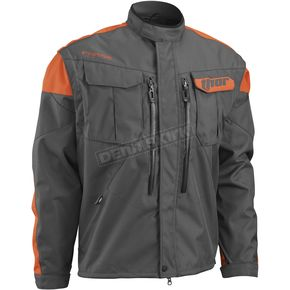 Thor Charcoal/Orange Outer Layer Phase Jacket - 2920-0430