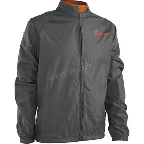 Thor Charcoal/Orange Pack Jacket - 2920-0447