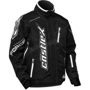 Castle X Black/White Force Jacket - 70-9579
