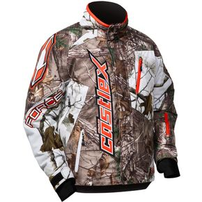Castle X Realtree Camo Force Jacket - 70-9596