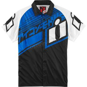 Icon Blue Hypersport Shop Shirt - 3040-2066