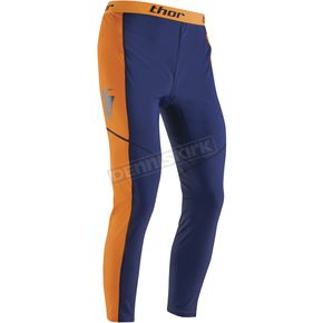 Thor Navy/Orange Comp Pants - 2940-0284