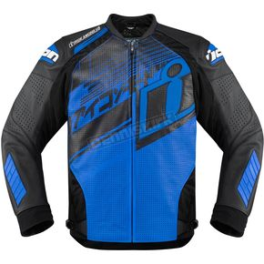 Icon Blue Hypersport Prime Hero Jacket - 2810-2803