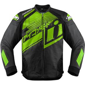 Icon Green Hypersport Prime Hero Jacket - 2810-2812