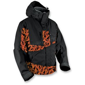 HMK Stamp Orange Peak 2 Jacket - HM7JPEA2SOXL