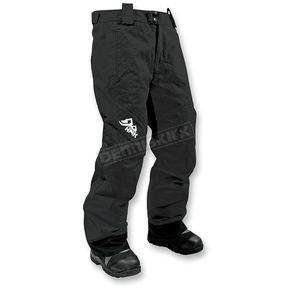 HMK Women's Black Dakota Pants - HM7PDAKBXS