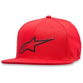 Alpinestars Red Corp Hat - 103581015030SM
