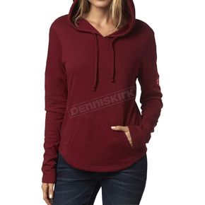 Fox Women's Pomegranate Colder Hoody - 15417-558-XS