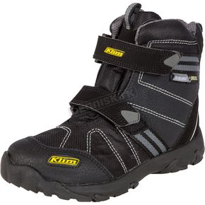 Klim Youth Black Klimate Boots - 3378-000-004-000